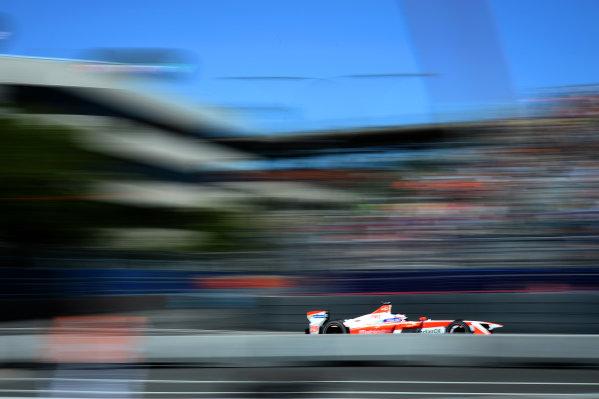 2016/2017 FIA Formula E Championship. Round 11 - Montreal ePrix, Canada Sunday 1 January 2012. Nick Heidfeld (GER), Mahindra Racing, Spark-Mahindra, Mahindra M3ELECTRO. Photo: Patrik Lundin/LAT/Formula E ref: Digital Image PL1_2348