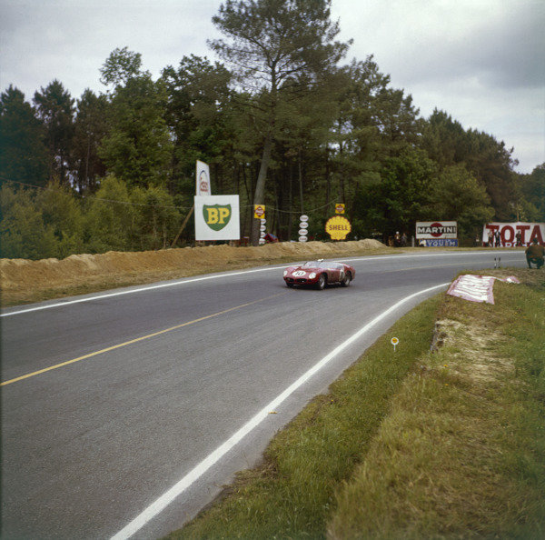 Le Mans, France. 10th - 11th June 1961.