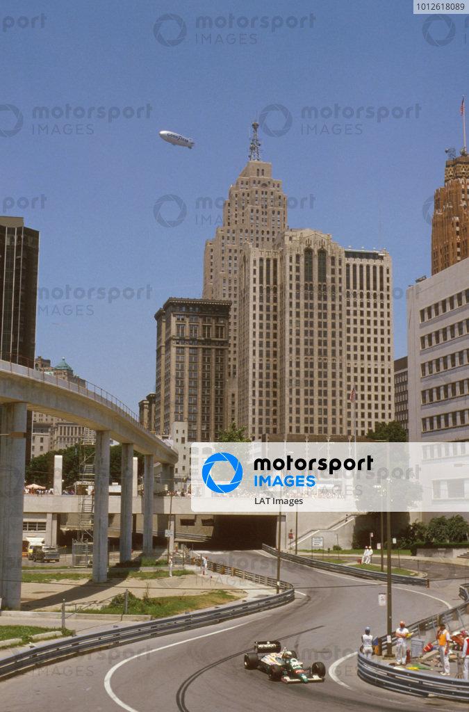 1986 United States Grand Prix.