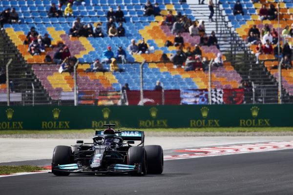 Sir Lewis Hamilton, Mercedes W12