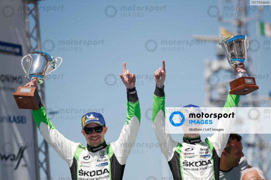 Kalle Rovanpera, Skoda Motorsport, Skoda Fabia R5