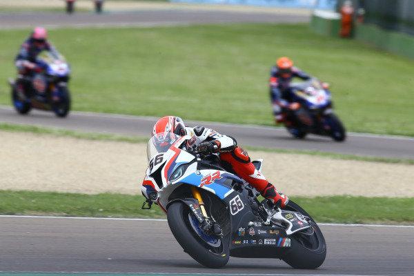 Tom Sykes, BMW Motorrad WorldSBK Team, Michael van der Mark, Pata Yamaha.