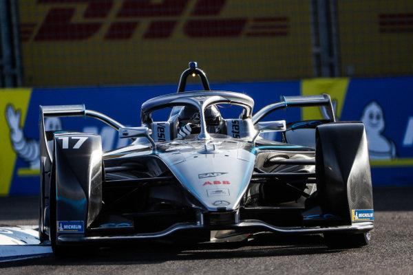 Jake Hughes (GBR), Rookie Test Driver for Mercedes Benz EQ, EQ Silver Arrow 01