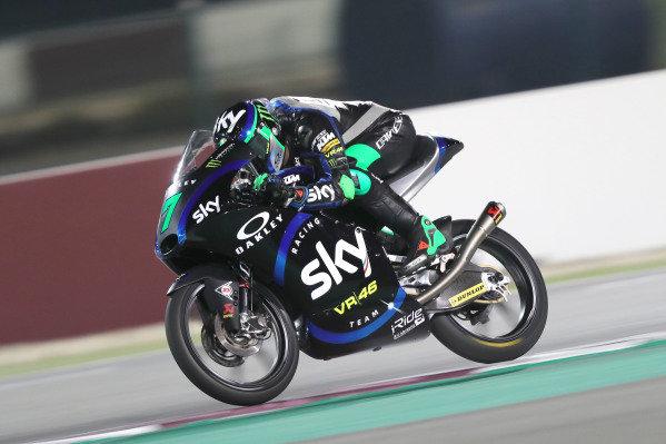 Dennis Foggia, Sky Racing Team VR46.