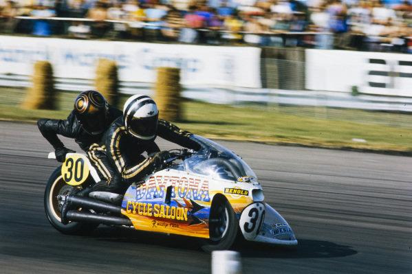 Derek Jones and Brian Ayres, Daytona Weslake.