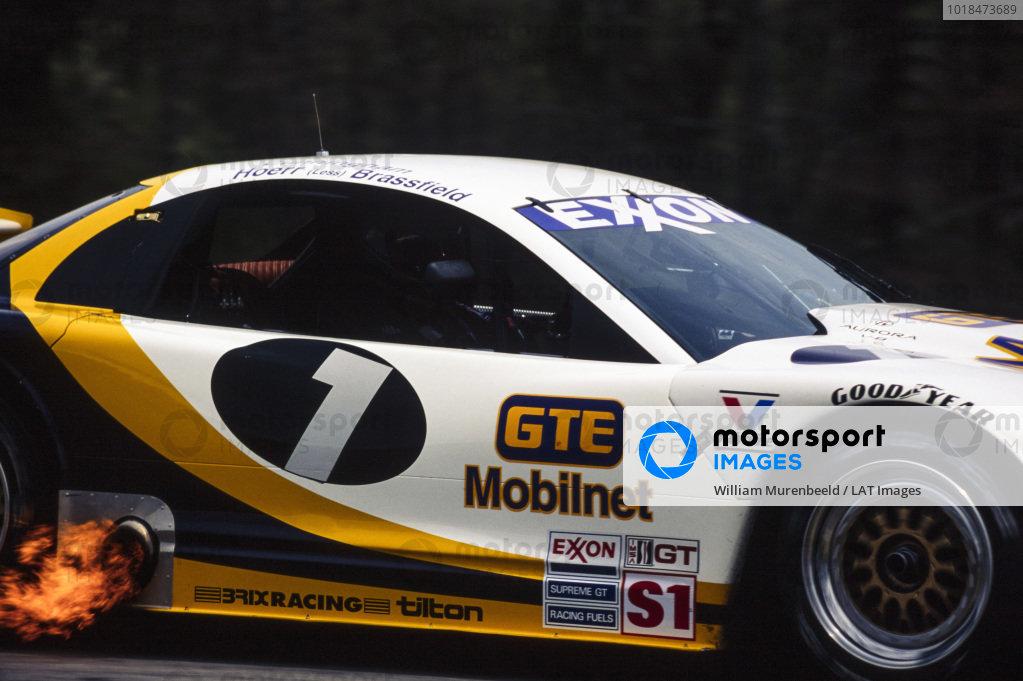 Irv Hoerr / Brian Cunningham / Darin Brassfield / Charles Morgan / Joe Pezza / Rob Morgan, Brix Racing, Oldsmobile Aurora.