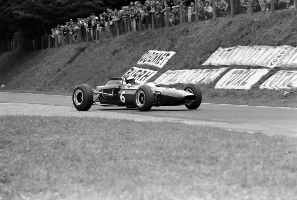 Jim Clark, Lotus 35 Ford.