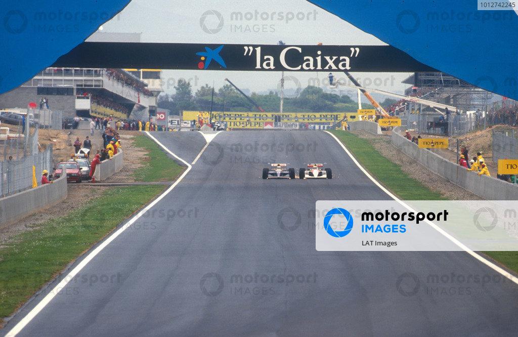 1991 Spanish Grand Prix.