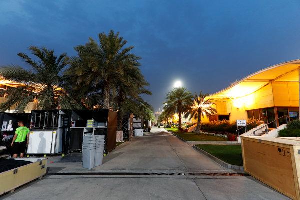 Test 3 - Bahrain