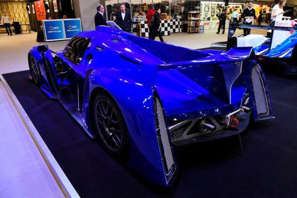 Autosport International Exhibition. National Exhibition Centre, Birmingham, UK. Thursday 11th January 2017. The Ligier stand.World Copyright: Mark Sutton/Sutton Images/LAT Images Ref: DSC_6961
