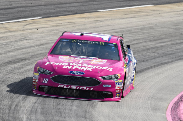 Monster Energy NASCAR Cup Series First Data 500 Martinsville Speedway, Martinsville VA USA Saturday 28 October 2017 Danica Patrick, Stewart-Haas Racing, Warriors in Pink Ford Fusion World Copyright: John K Harrelson/LAT Images