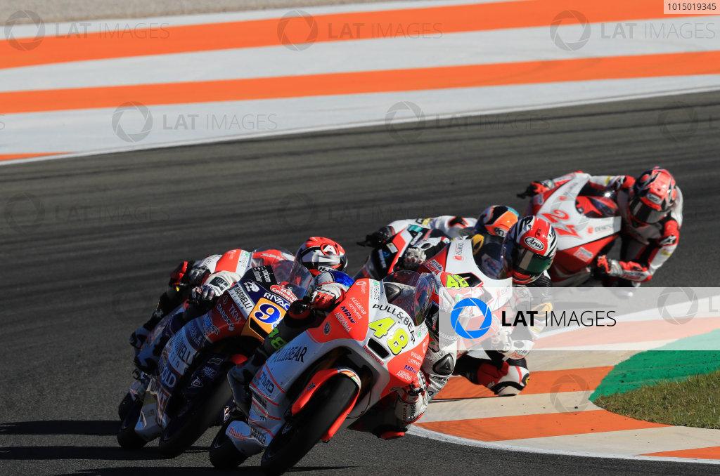 Round 18 - Valencia