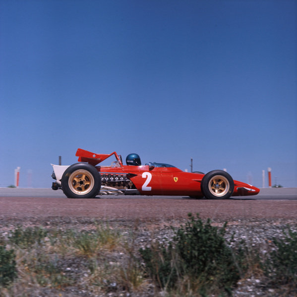 1970 Spanish Grand Prix.