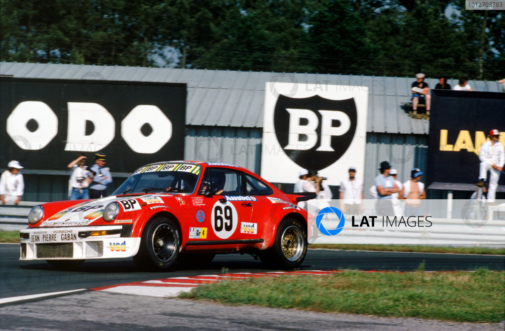 1978 Le Mans 24 hours.