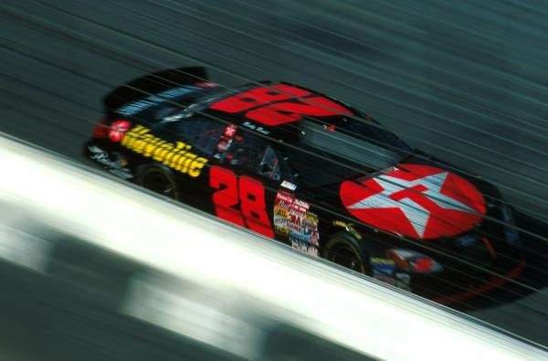 Ricky Rudd - Ford - 6th placeNascar Winston Cup, Atlanta, 11 March 2001BEST IMAGE