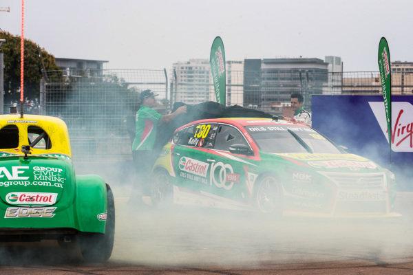 Rick Kelly, Kelly Racing Nissan Nissan