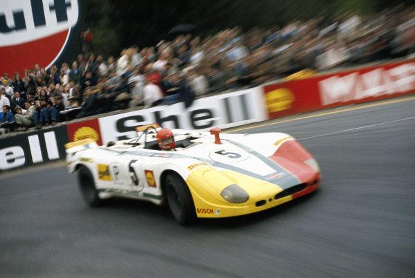 iHans-Dieter Dechent / Helmut Marko, Martini International Racing Team, Porsche 908/02 908-023.
