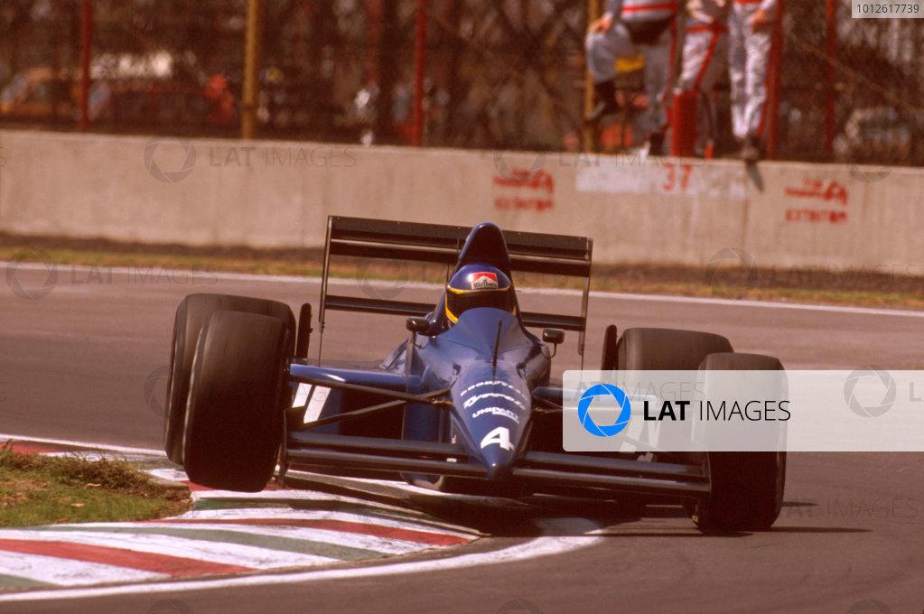 1989 Mexican Grand Prix.