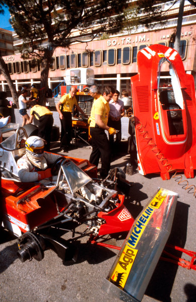 1979 Monaco Grand Prix.