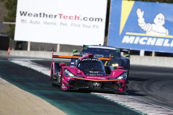 #60: Meyer Shank Racing w/Curb-Agajanian Acura DPi, DPi: Olivier Pla, Dane Cameron