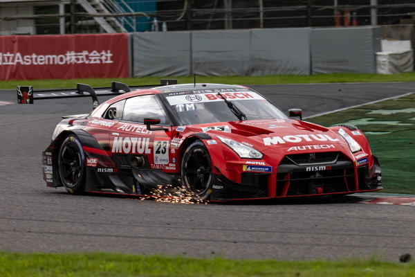 GT500 Winners Tsugio Matsuda & Ronnie Quintarelli. NISMO, Nissan GT-R Nismo GT500