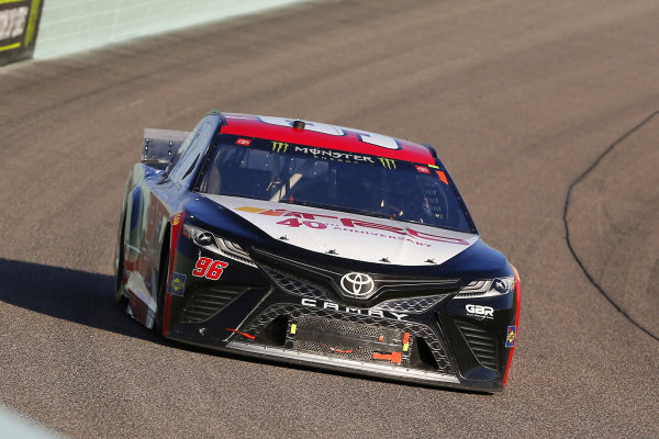 #96: Drew Herring, Gaunt Brothers Racing, Toyota Camry TRD 40th Anniversary