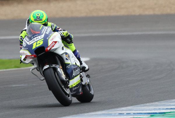 Eric Granado, Avintia Racing.