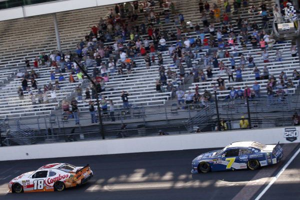 #18: Kyle Busch, Joe Gibbs Racing, Toyota Supra Combos