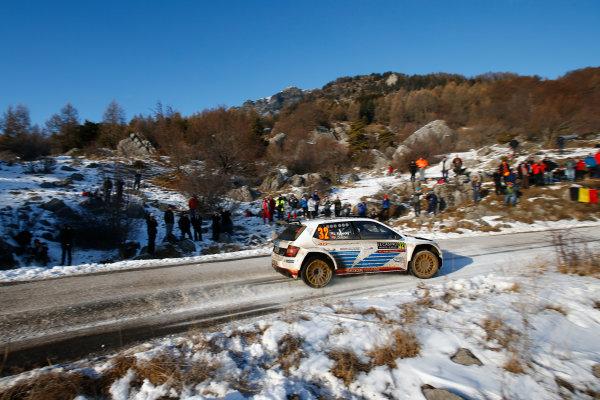 2017 FIA World Rally Championship, Round 01, Rally Monte Carlo, January 18-22, 2017, Jan Kopecky, Skoda, Action, Worldwide Copyright: McKlein/LAT