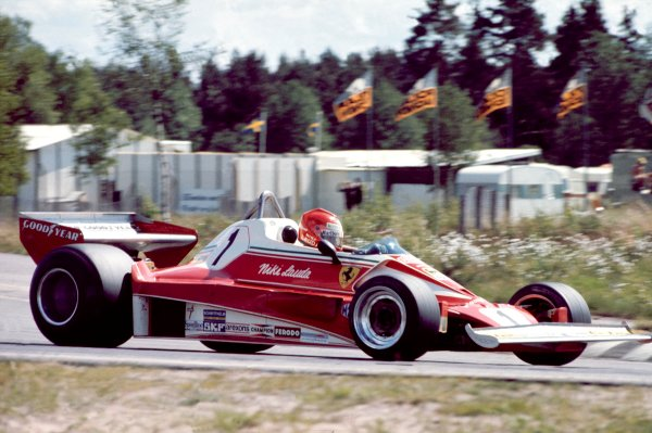 Anderstorp, Sweden. 11th - 13th June 1976.
