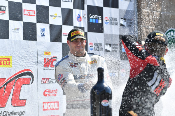 Pirelli World Challenge Grand Prix of Sonoma Sonoma Raceway, Sonoma, CA USA Sunday 17 September 2017 Michael Cooper World Copyright: Richard Dole LAT Images ref: Digital Image RD_NOCAL_17_220