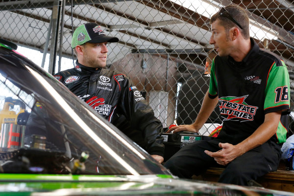 NASCAR XFINITY Series Mid-Ohio Challenge Mid-Ohio Sports Car Course, Lexington, OH USA Friday 11 August 2017 Regan Smith, Interstate Batteries Toyota Camry World Copyright: Brett Moist LAT Images