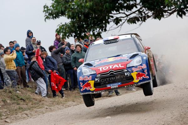 Round 05, Rally Argentina26th - 29th April 2012Sebastien Loeb, Citroen, actionWorldwide Copyright: McKlein/LAT