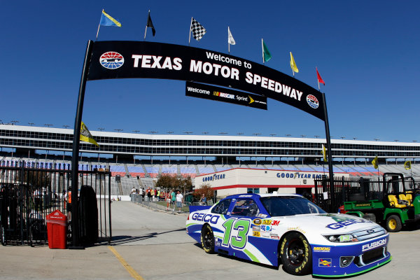 1-4 November, 2012, Fort Worth, Texas USA Casey Mears.(c)2012, LAT South LAT Photo USA