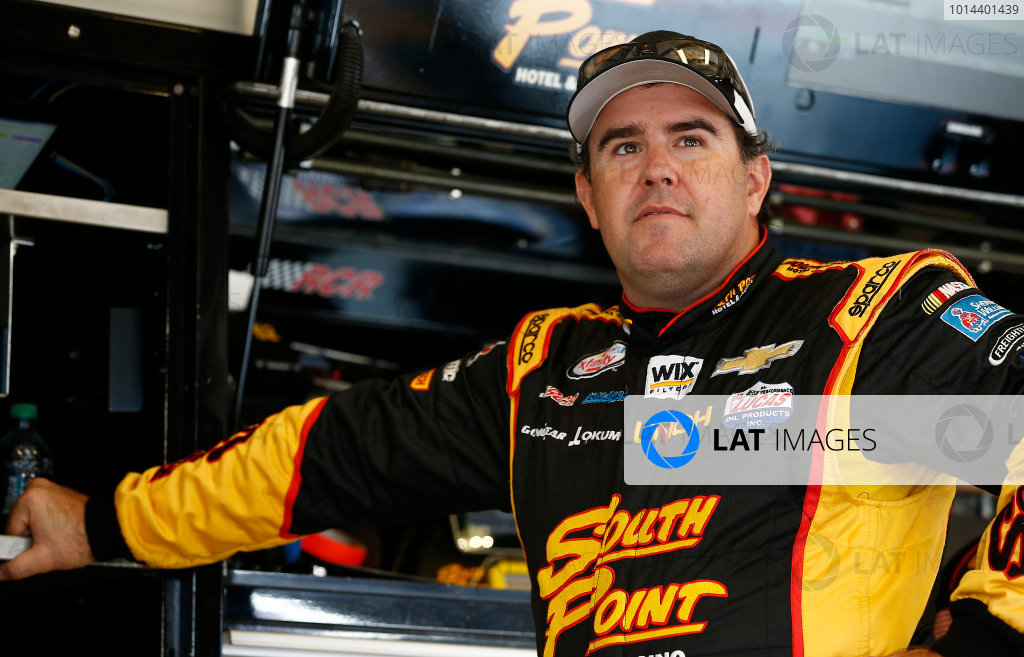10-11 July, 2015, Sparta, Kentucky USA  Brendan Gaughan ?2015, Brett Moist LAT Photo USA