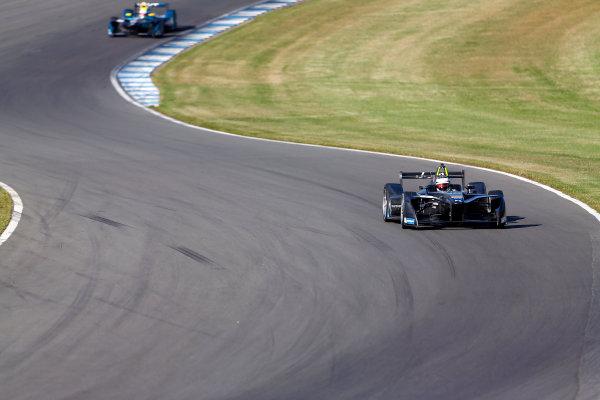 FIA Formula E Season 3 Testing - Day Two. Donington Park Racecourse, Derby, United Kingdom. Sam Bird, DS Virgin Racing, Spark-Citroen. Wednesday 24 August 2016. Photo: Adam Warner / LAT / FE. ref: Digital Image _L5R0213