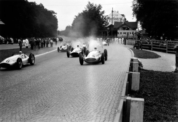 Bremgarten, Berne, Switzerland. 20th August 1939.