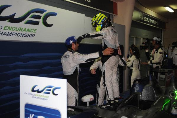 Bahrain, 27th-29th September 2012,Danny Watts Strakka Racing HPD ARX 03a HondaWorld copyright: Ebrey/LAT Photographic