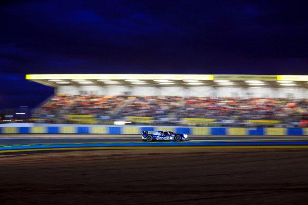 2016 Le Mans 24 Hours. Circuit de la Sarthe, Le Mans, France. KCMG / Oreca 05-Nissan - Tsugio Matsuda (JPN), Matthew Howson (GBR), Richard Bradley (GBR).  Wednesday 15 June 2016 Photo: Adam Warner / LAT ref: Digital Image _L5R2809