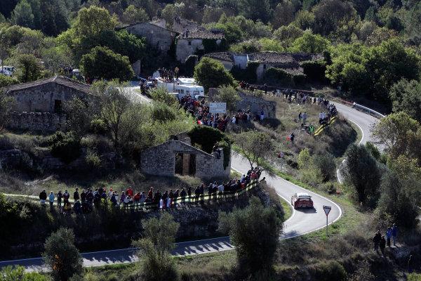 Round 11, Rally of Spain, Catalunya2nd-5th October 2008Sebastien Loeb, Citroen, action, atmosphere, scenicWorldwide Copyright: McKlein/LAT