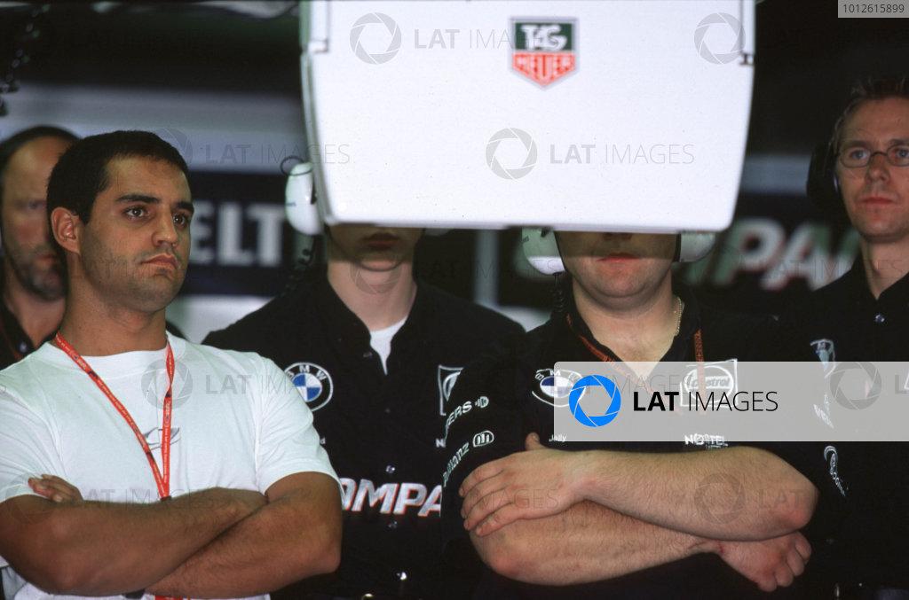 2000 United States Grand Prix.