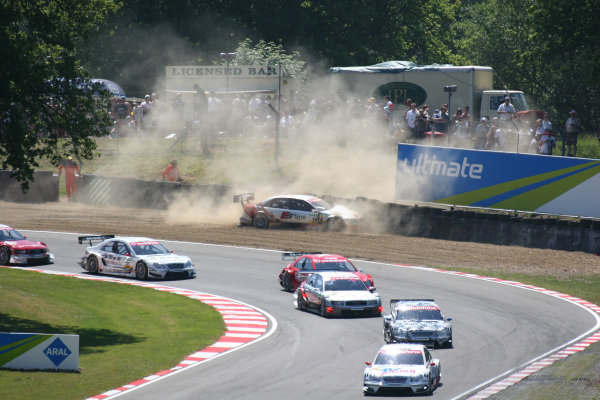 Round 4, Brands Hatch. 30th June - 2nd July 2006. 