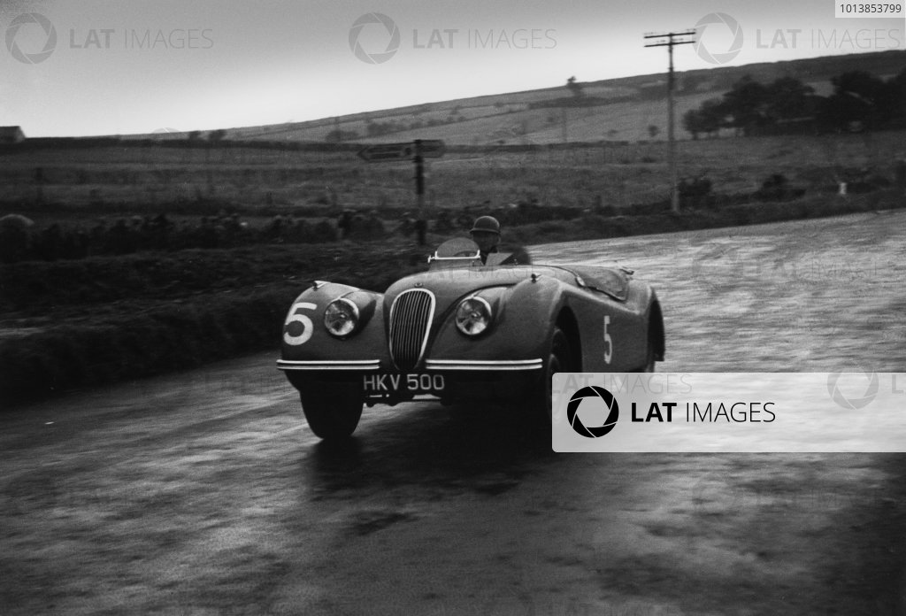 1950 Tourist Trophy.