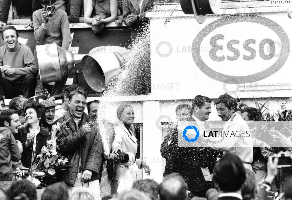 1967 Le Mans 24 hours.