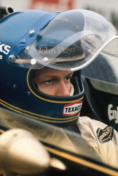 1973 Canadian Grand Prix.  Mosport Park, Ontario, Canada. 21st-23rd September 1973.  Ronnie Peterson, Lotus 72E Ford.  Ref: 73CAN58. World copyright: LAT Photographic