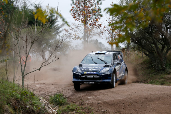 2014 World Rally Championship Rally Argentina 8th - 11th May 2014 Mikko Hirvonen, Ford, action Worldwide Copyright: McKlein/LAT