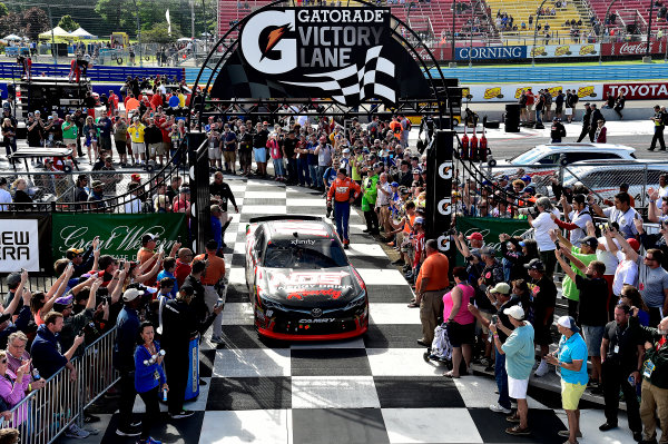 NASCAR XFINITY Series Zippo 200 at The Glen Watkins Glen International, Watkins Glen, NY USA Saturday 5 August 2017 Kyle Busch, NOS Rowdy Toyota Camry wins World Copyright: Rusty Jarrett LAT Images