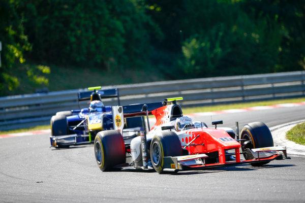 Hungaroring, Budapest, Hungary. Saturday 29 July 2017 Jordan King (GBR, MP Motorsport).  Photo: Hone/FIA Formula 2 ref: Digital Image _ONZ9828