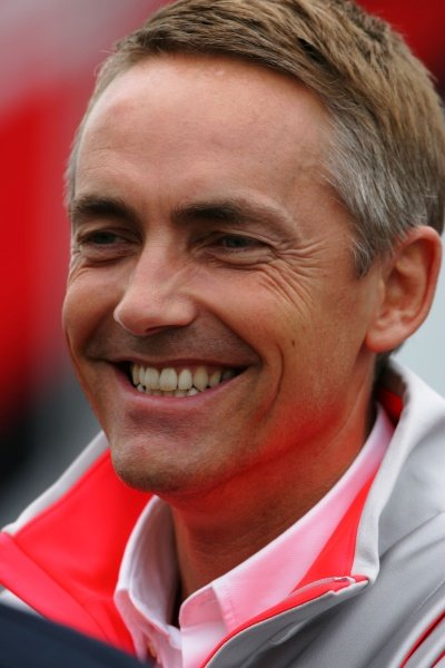 Martin Whitmarsh (GBR) McLaren Chief Executive Officer. Formula One World Championship, Rd 8, French Grand Prix, Practice Day, Magny-Cours, France, Friday 29 June 2007.