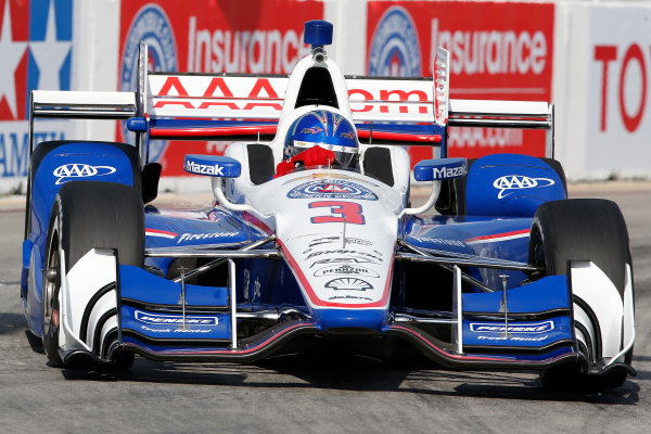 2017 Verizon IndyCar Series Toyota Grand Prix of Long Beach Streets of Long Beach, CA USA Sunday 9 April 2017 Helio Castroneves World Copyright: Perry Nelson/LAT Images